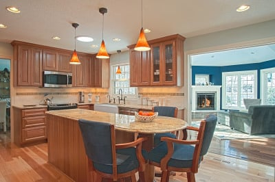 Edina - Addition and Kitchen Transformation