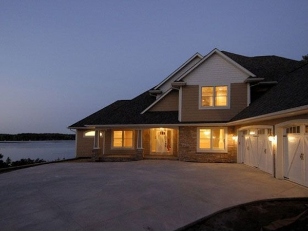 Custom Home - Sauk Centre Mn.
